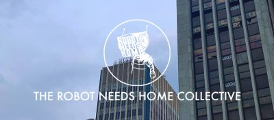 The Robot Needs Home Collective
